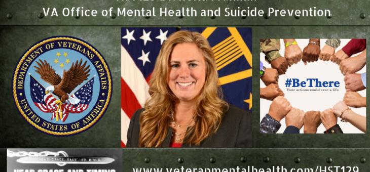HST128 – Dr. Keita Franklin – VA Office of Mental Health and Suicide Prevention