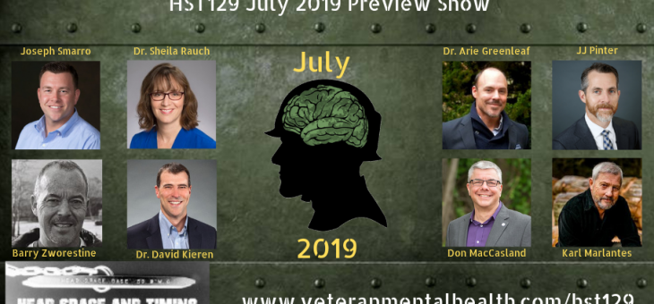 HST129 July 2019 Preview Show