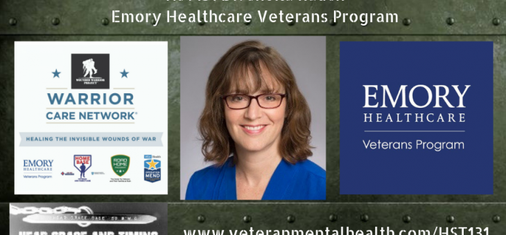 HST131 – Sheila Rauch – Emory Healthcare Veterans Program