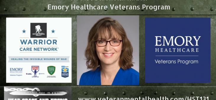 HST131 – Sheila Rauch – Emory Healthcare Veterans Program