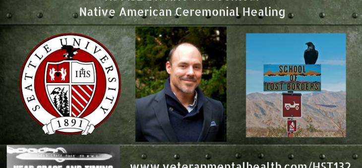 HST132 – Arie T. Greenleaf – Native American Ceremonial Healing