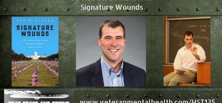 HST135 – Dr. David Kieran – Signature Wounds