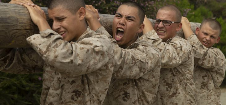 Applying Military Traits to Post-Military Life