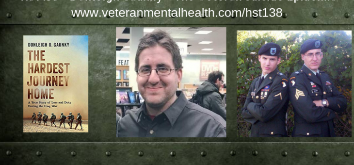 HST138 – Donleigh Gaunky – The Veteran Suicide Epidemic