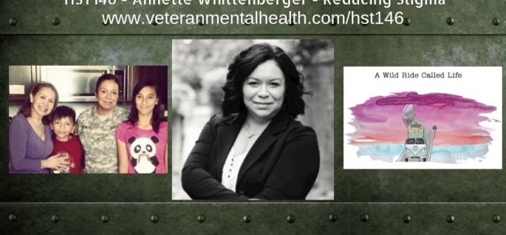 HST146 – Annette Whittenberger – Reducing Stigma