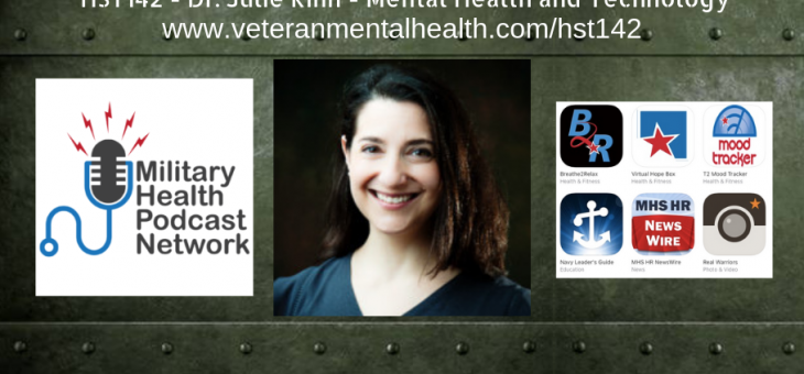 HST142 – Dr. Julie Kinn – Mental Health and Technology