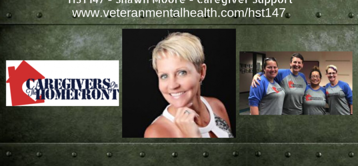 HST147 – Shawn Moore – Caregiver Support