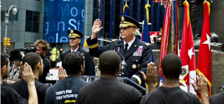 Three Questions About Joining the Military