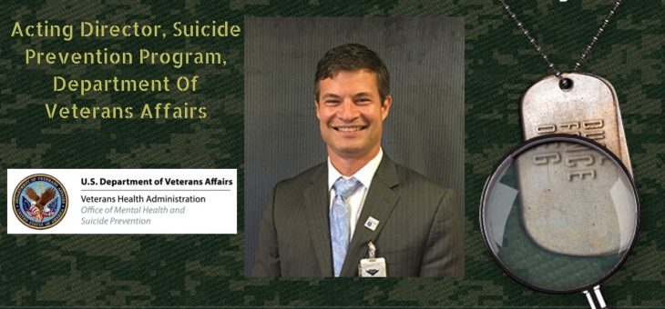STMSS03 – Dr. Matt Miller – Suicide Prevention Program, Department of Veterans Affairs