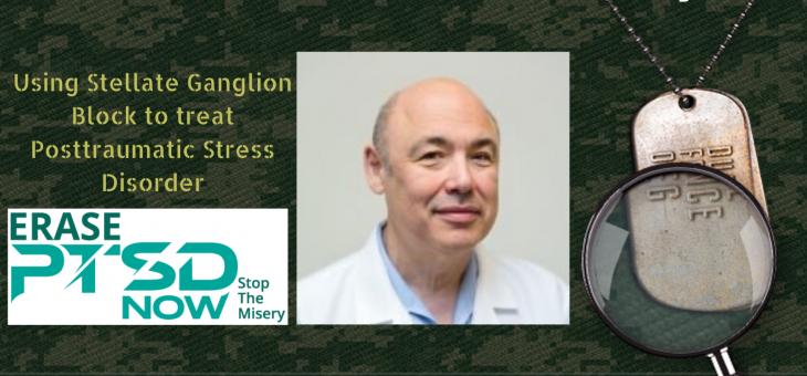 STMSS05 – Dr. Eugene Lipov – Stellate Ganglion Block for PTSD