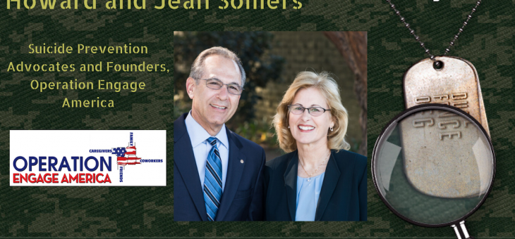 STMSS10 – Howard and Jean Somers – Suicide Prevention Advocacy