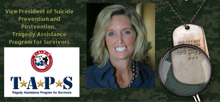 STMSS 13 – Kim Ruocco – Tragedy Assistance Program for Survivors