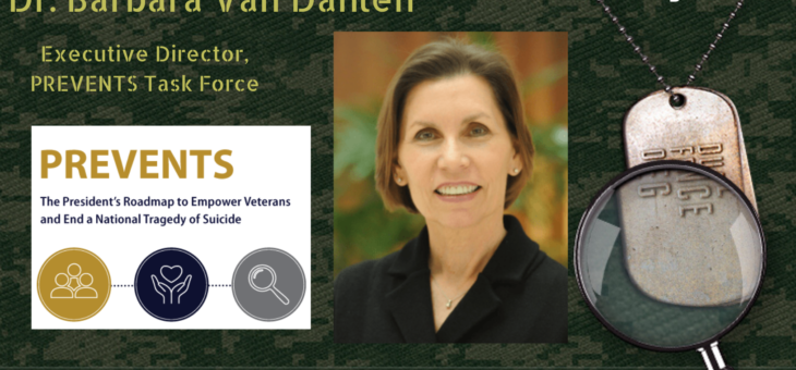 STMSS26 – Dr. Barbara Van Dahlen – PREVENTS Update