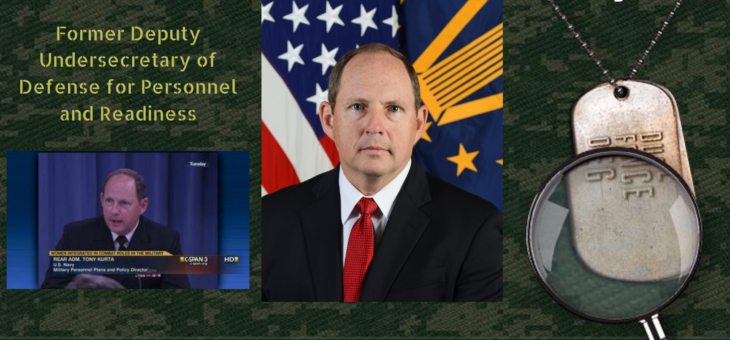 STMSS29 – Rear Adm(R) Tony Kurta – Policy Approach to Suicide Prevention