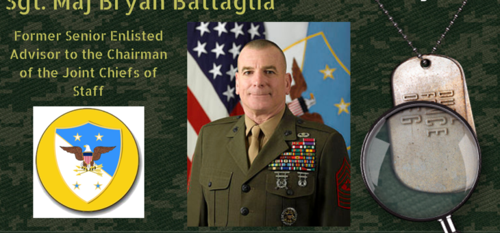 STMSS36 – Sgt Maj Bryan Battaglia – Suicide Prevention at the Senior Enlisted Leader Level
