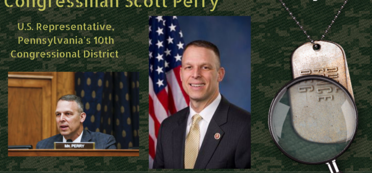 STMSS38 – Congressman Scott Perry – Legislative and Policy Approach to Suicide Prevention