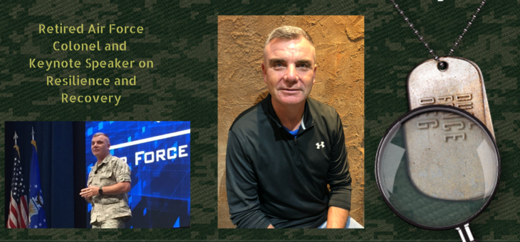 STMSS42 – COL(R) Rob Swanson – Life Worth Living After a Non-fatal Suicide Attempt
