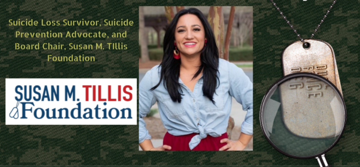 STMSS45 – Danica Thomas – Suicide Loss Survivor and Advocate
